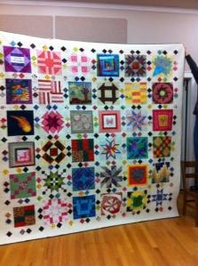 Barbara B's quilt